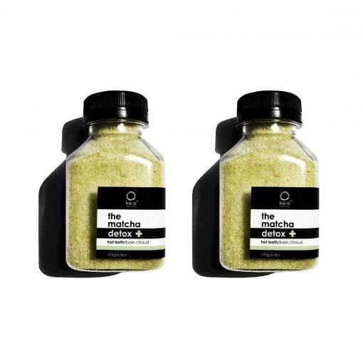 2 for 25 matcha hot baths