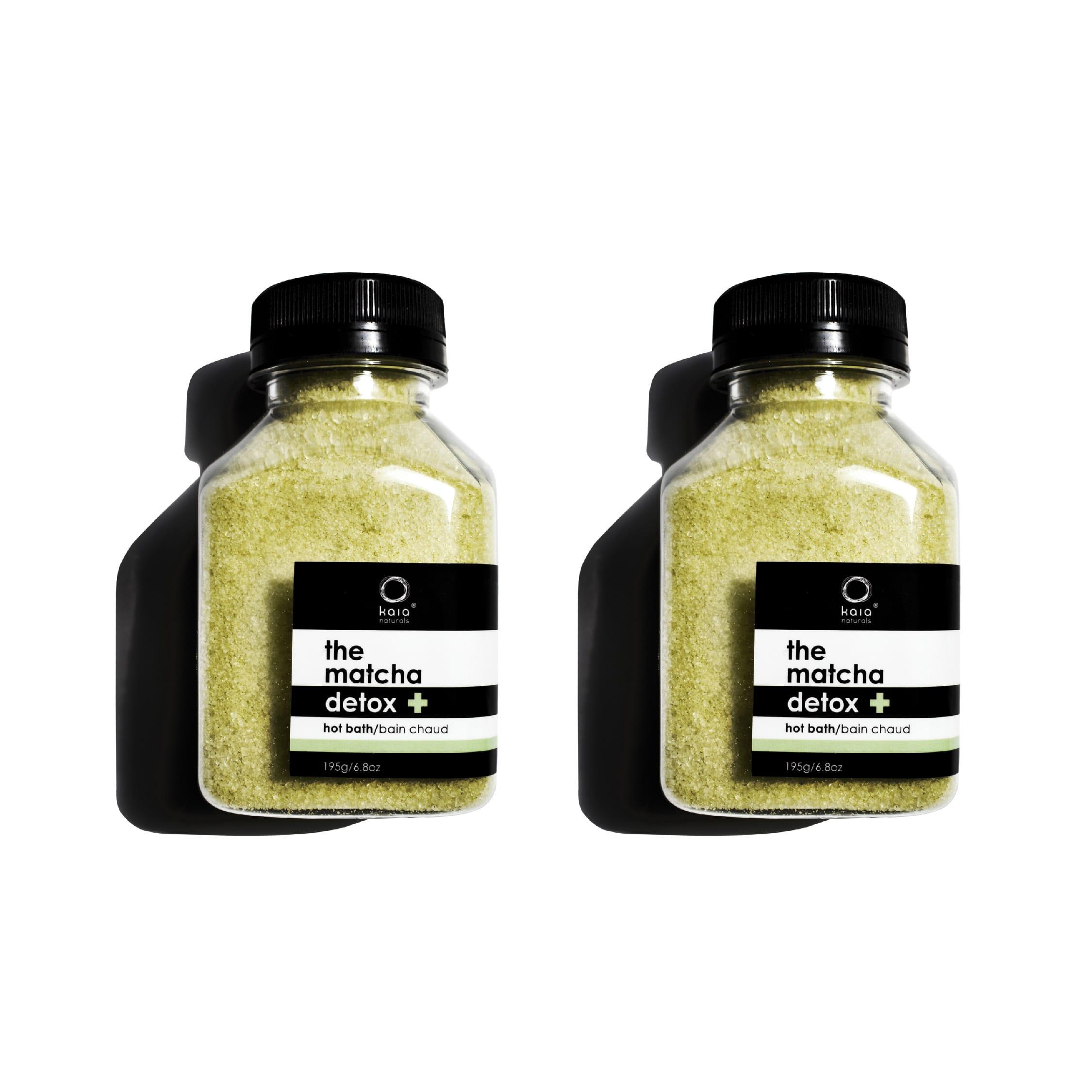 2 for 25 turmeric detox hot baths bundle