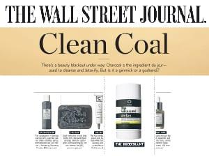 wall street journal natural deodorant