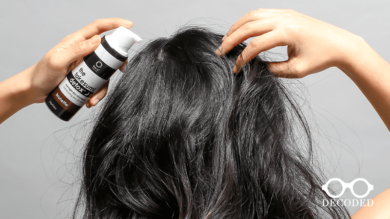 CAN DRY SHAMPOO CAUSE SCALP FUNGUS?