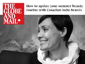 globe and mail canadian indie brands