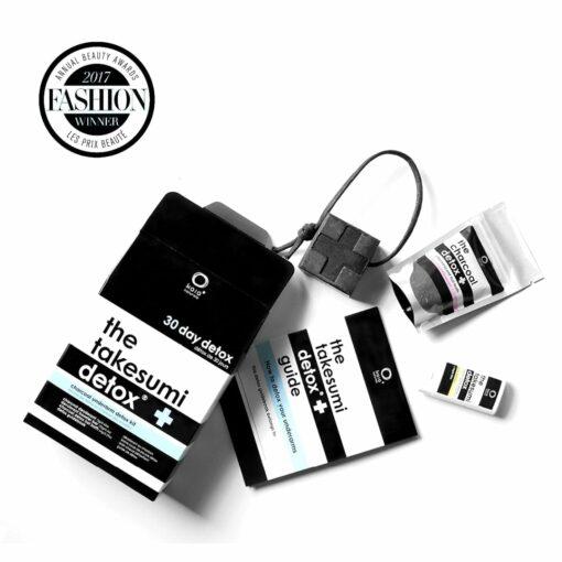 charcoal deodorant starter kit