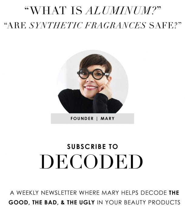 subscribe to decode - where mary breaks down the good, the bad, the ugly.