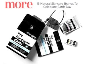 more natural skincare