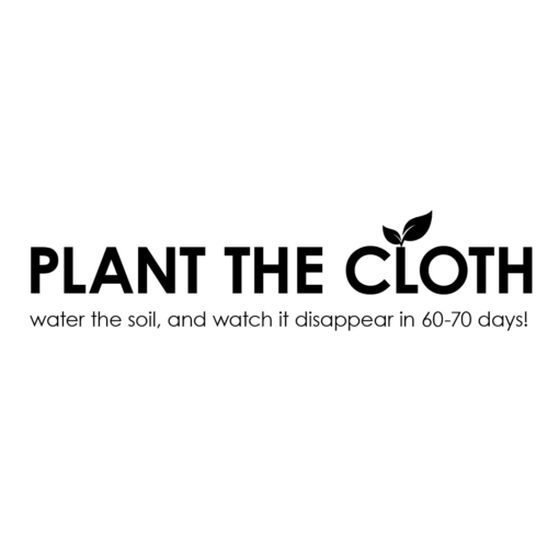 plant the cloth