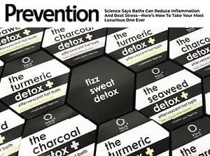 prevention baths reduce inflammation