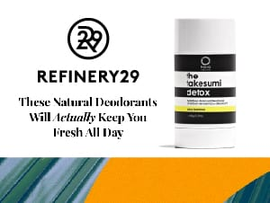 refinder29 best natural deodorant