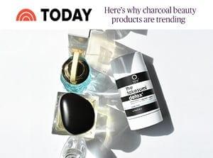 today charcoal beauty trending