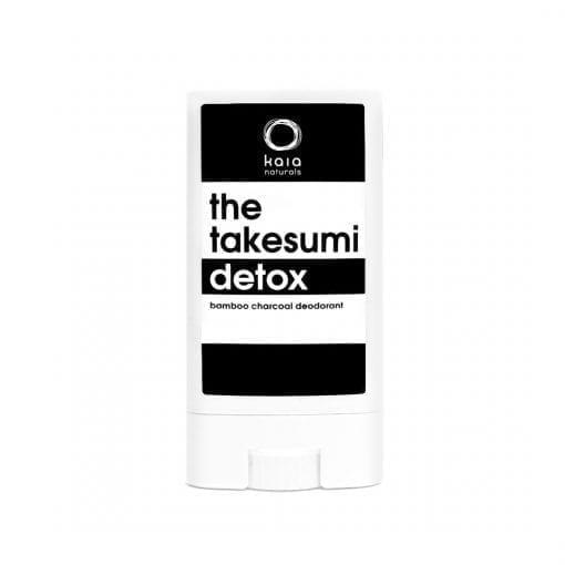 travel charcoal deodorant